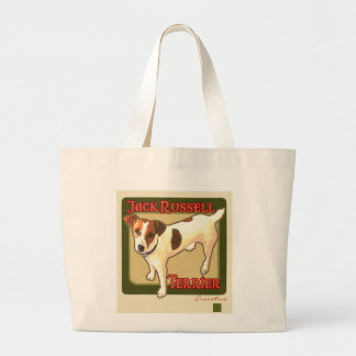 Jack Russell Terrier Grand Sac
