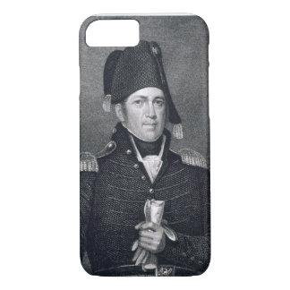 Jacob Jennings Brown (1775-1828) gravé par le Coque iPhone 7