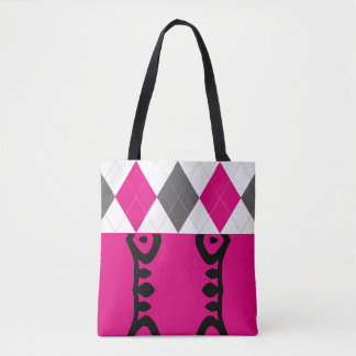 Jacquard aClassical Tote Bag