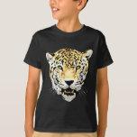 Jaguars les chats sauvages t-shirt