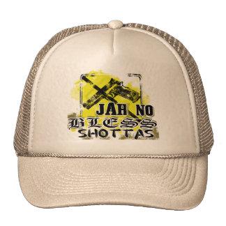 """""""Jah aucun bénissent des shottas """" Casquettes"""