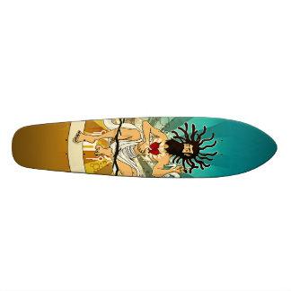 Jah Plateau De Skateboard