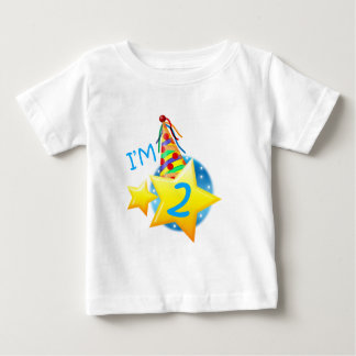 J'ai 2 ans t-shirt pour bébé
