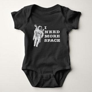 J'ai besoin de plus d'espace body