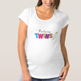 J'ai des jumeaux t-shirts