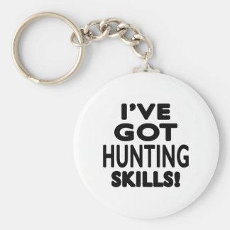 J'ai des qualifications de chasse porte-clefs