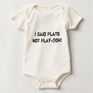 j'ai dit Platon pas Play-Doh ! Body