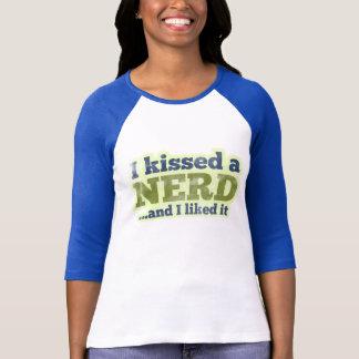 J'ai embrassé un ballot et je l'ai aimé t-shirt