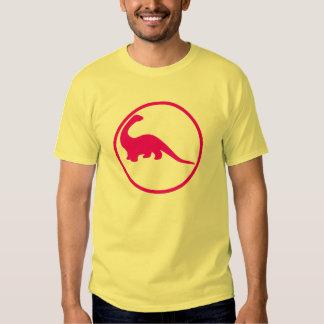 J'ai grandi et suis devenu un paléontologue t-shirt