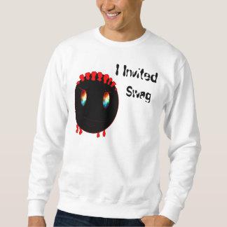 j'ai invité le butin sweat-shirts