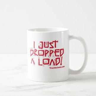 J'ai juste laissé tomber une charge mug