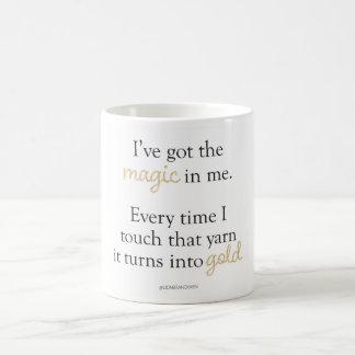 J'ai la tasse magique