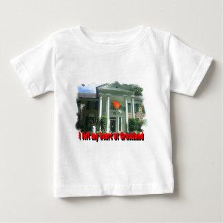 J'ai laissé mon coeur chez Graceland T-shirt Pour Bébé