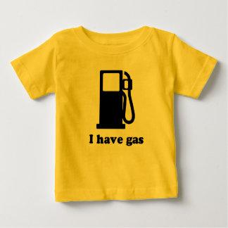 J'ai le T-shirt de gaz