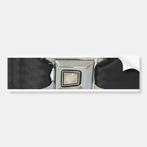 J'ai ma ceinture de sécurité Sur (la ceinture de s Adhésif Pour Voiture