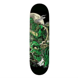 J'ai marché avec un zombi skateboards personnalisés