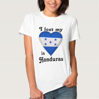 J'ai perdu mon coeur au Honduras T-shirt