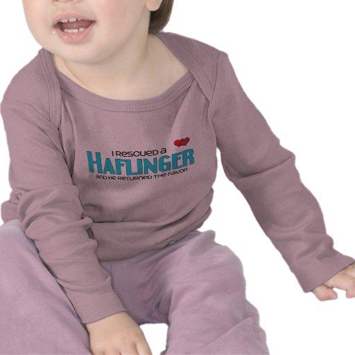 J'ai secouru un Haflinger (le cheval masculin) T-shirt