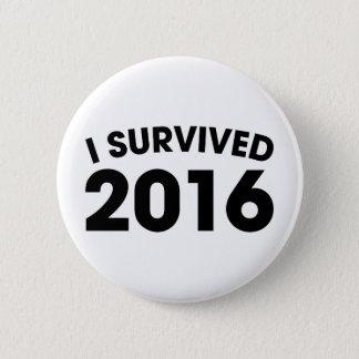 J'ai survécu à 2016 badge