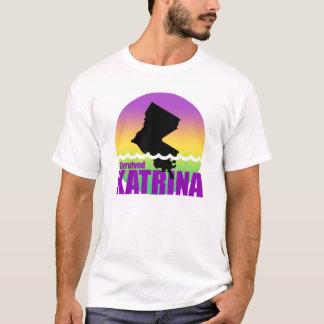 J'ai survécu à Katrina T-shirt