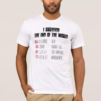 J'ai survécu à l'enchantement t-shirt
