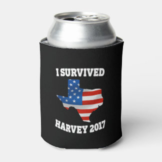 J'ai survécu à l'ouragan Harvey peux glacière