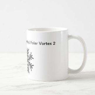 J'ai survécu au vortex polaire 2 mug