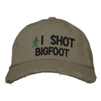 J'ai tiré la version de luxe de Bigfoot Casquette Brodée