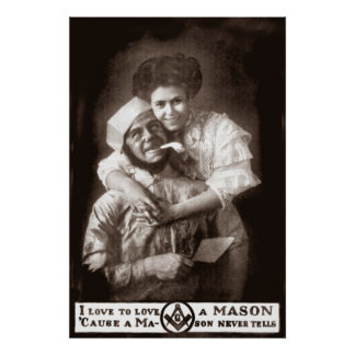 J'aime aimer un maçon, 1908 posters