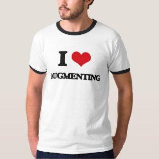 J'aime augmenter t-shirt