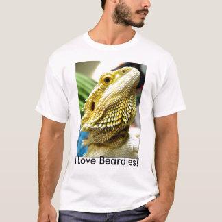 J'aime Beardies ! T-shirt