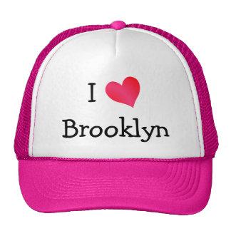 J'aime Brooklyn Casquette Trucker