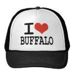 J'aime Buffalo Casquettes De Camionneur
