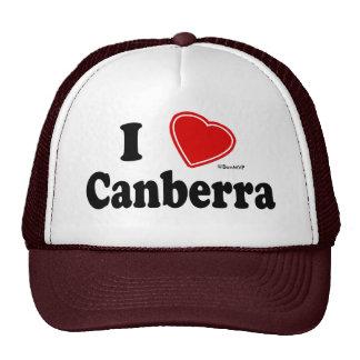J'aime Canberra Casquettes