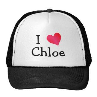 J'aime Chloe Casquette