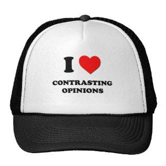 J'aime contraster des avis casquette de camionneur