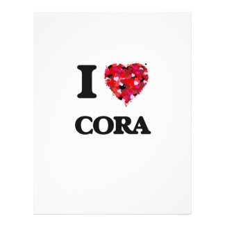 J'aime Cora Prospectus 21,6 Cm X 24,94 Cm