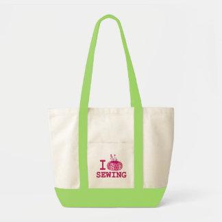 J'aime coudre le sac