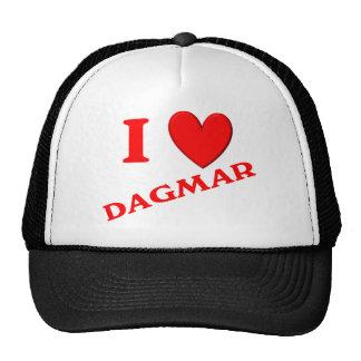 J'aime Dagmar Casquettes
