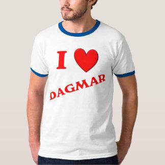 J'aime Dagmar T-shirt