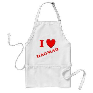 J'aime Dagmar Tablier