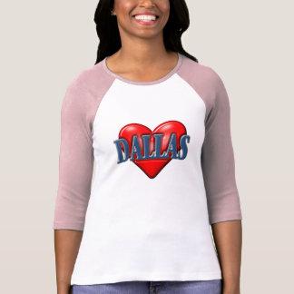 J'aime Dallas le Texas T-shirt