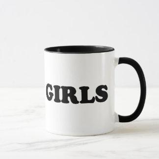 J'aime de grosses filles - tasse de café