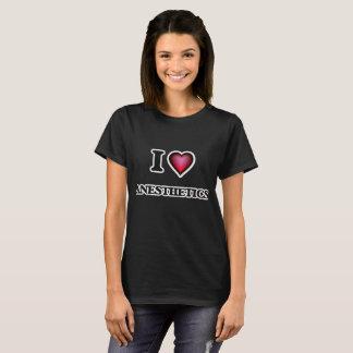 J'aime des anesthésiques t-shirt