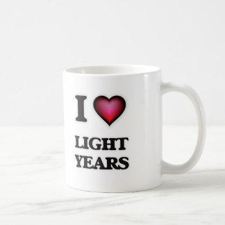 J'aime des années lumière mug