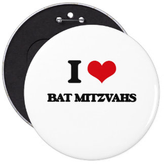 J'aime des bat mitzvah pin's