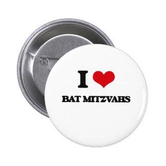 J'aime des bat mitzvah badges