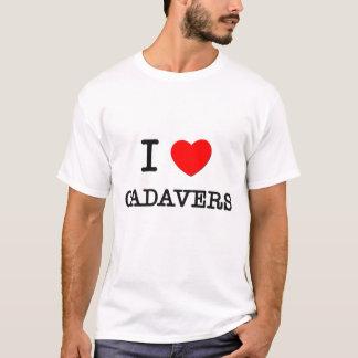 J'aime des cadavres t-shirt