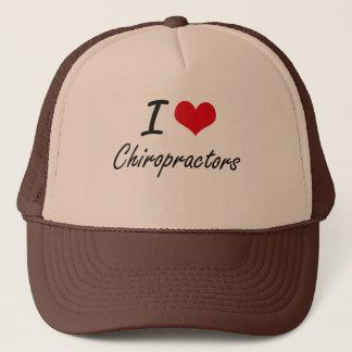 J'aime des chiroprakteurs casquette