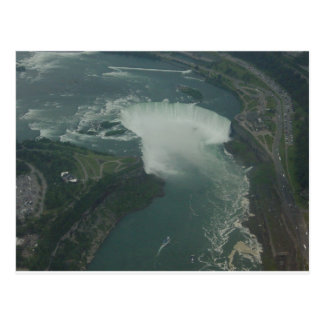 J'aime des chutes du Niagara Carte Postale